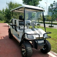 Chinese carts train golf cart with CE certificate