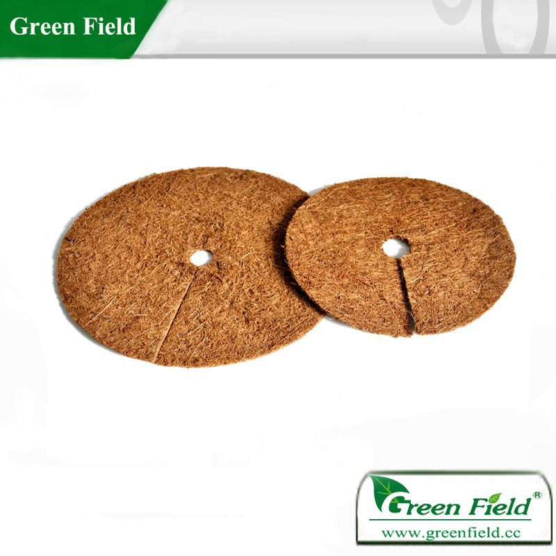 Coco Peat Disk,Coco Disc,Weed Control Disc