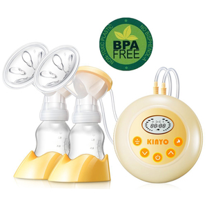 FDA Approval 100% Safe Double Electric Breast Pump for Baby Feeding