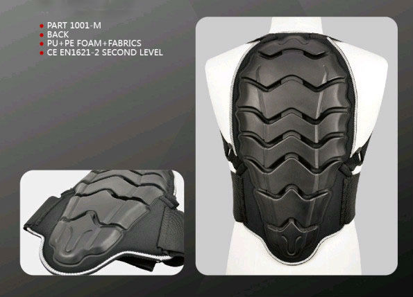 Motorcycle underwear protector for racing