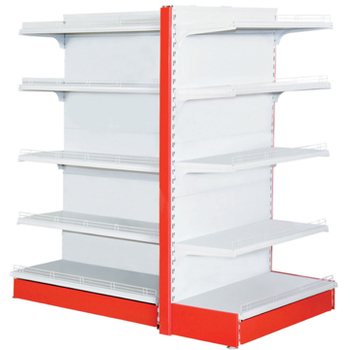 Hot Selling Different Durable Gondola Shelving Used