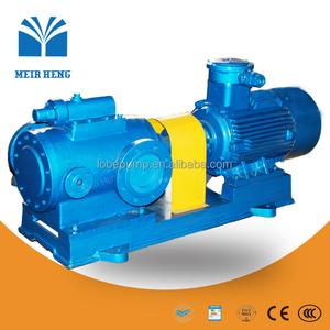 3G heavy fuel oil transfer pump bitumen pump high temperature pump