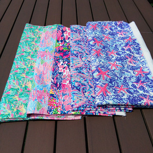 f7e3d3305dfb14 Wholesale Cotton Lilly Pulitzer Fabric, Suppliers & Manufacturers - Alibaba