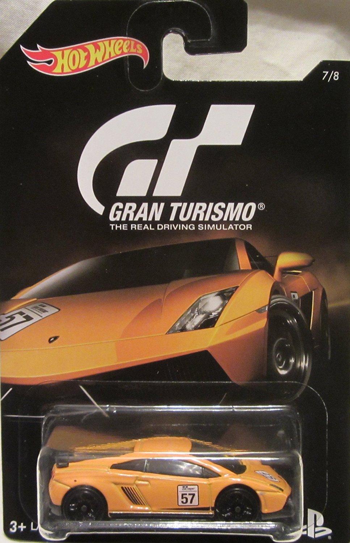 Get Quotations · 2016 Hot Wheels GRAN TURISMO LAMBORGHINI GALLARDO LP 570 4  SUPERLEGGERA Limited Edition 1: