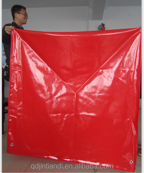 JTD Manufacture Custom Reusable PVC Pallet Cover,Waterproof Pallet Bag,Recycled 100%Polyester Pallet Top Cover