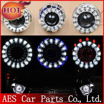 Aes G7 Lotus Hid Projector Lens China Auto Parts Manufacturers ...