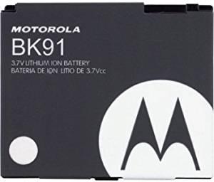 Motorola BK91 New Extended OEM Battery for Motorola Adventure V750, SLVR L7c, Motorola MOTO VU204, Motorola Z6cx and Motorola Z6c