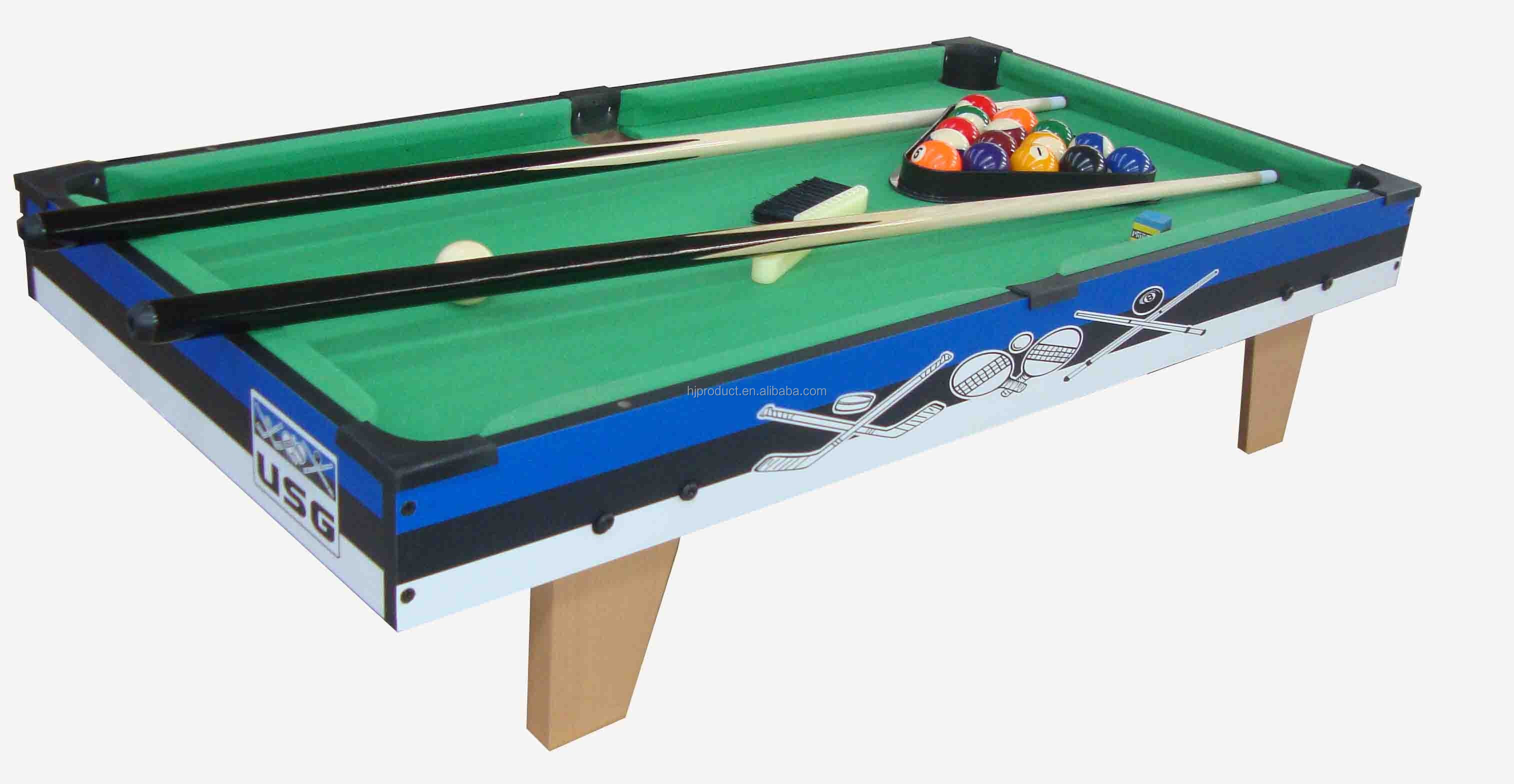 3 In 1 Combo Sports Game Table Pingpong Air Hockey Pool Kids Play Toys