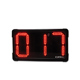 Cheap price 3 digit red led digital number display board