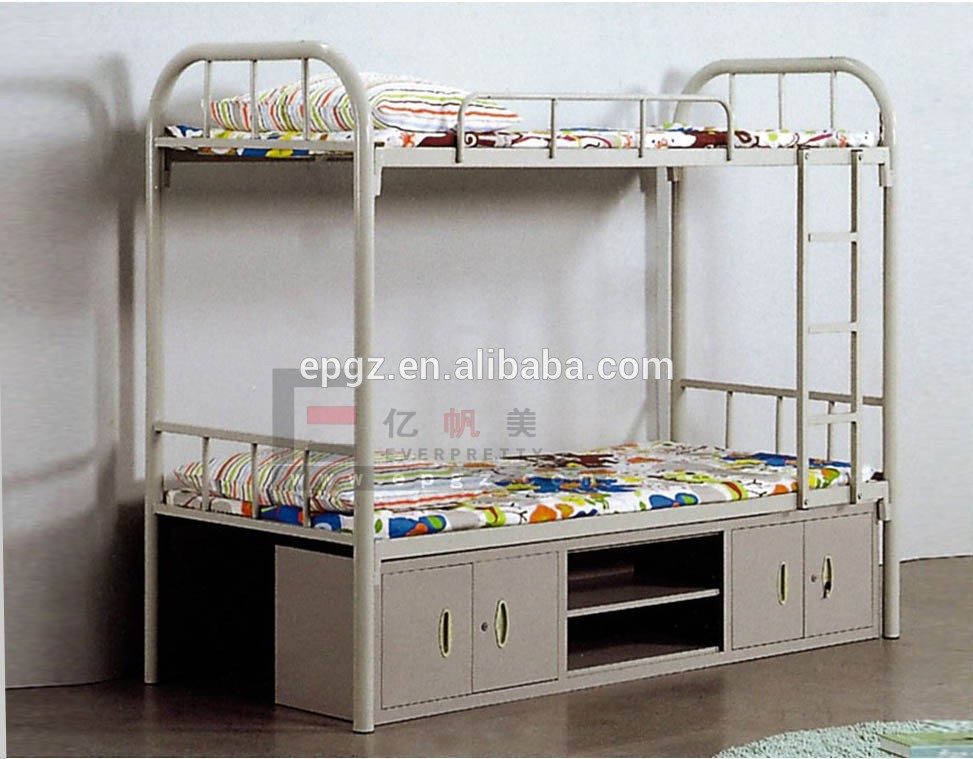 Modern Furniture Metal Beds Steel Bunk Bed With Drawers Anese Tatami Folding Sofa