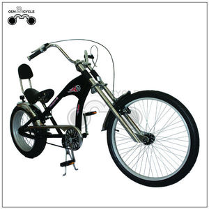 20-24 inch hot sale steel frame 4.125 fat tire disc brake mens chopper bikes