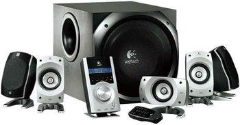 Logitech Z 5500 5 1 Digital Speaker System New Buy