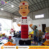 Made to order giant inflatable Japanese chef cook model for advertising