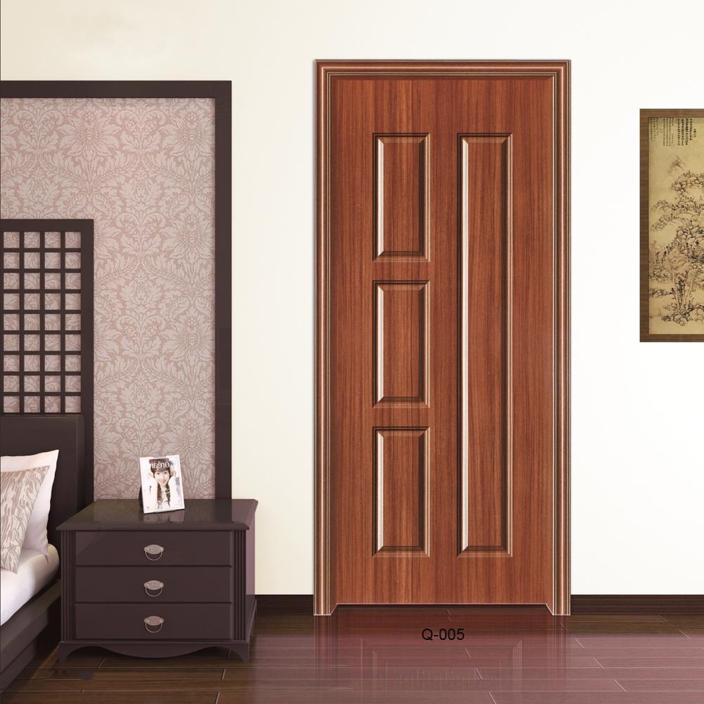 Puertas interiores modernas best detalle puertas for Puertas de madera para interiores