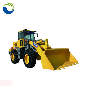 Widely Used Construction Machine Wheel Loader Heavy Equipment