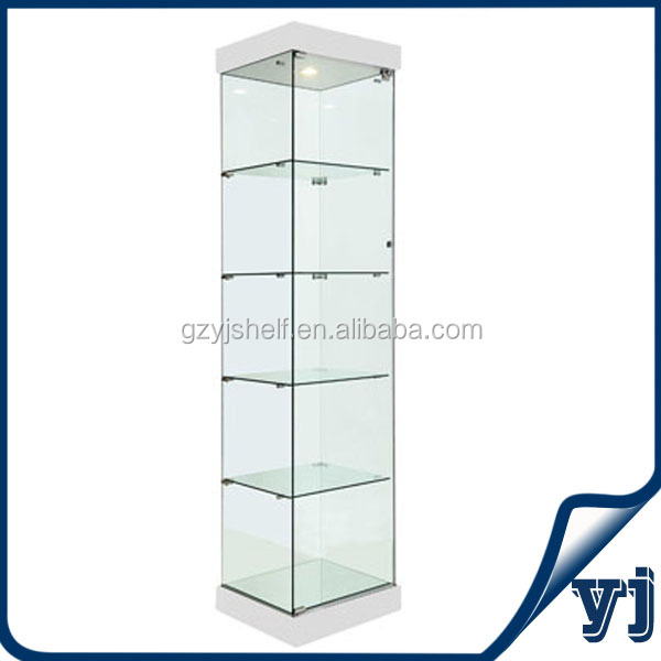 Hi-q Free Standing Display Stand And Glass Perfume Display
