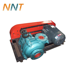 Back pull out slurry pump with flexible spacer coupling