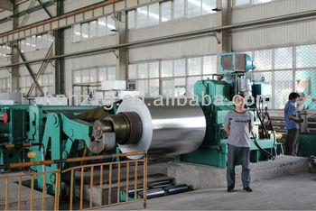 Aluminum Alloy Tension Leveling Line Coil Machine --china Machine ...