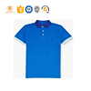 Wholesale Custom Cotton Basic Plain Dyed Mens Cheap Polo T-Shirt