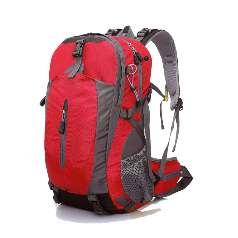New fashion Sports outdoor travel hiking camping duffle backpack Male or female backpack travel bag 36-55L custom gym bag women