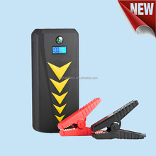 Mini Multi-function portable jump starter 12V 18000 mAh 800A peak current for Cars and Trucks