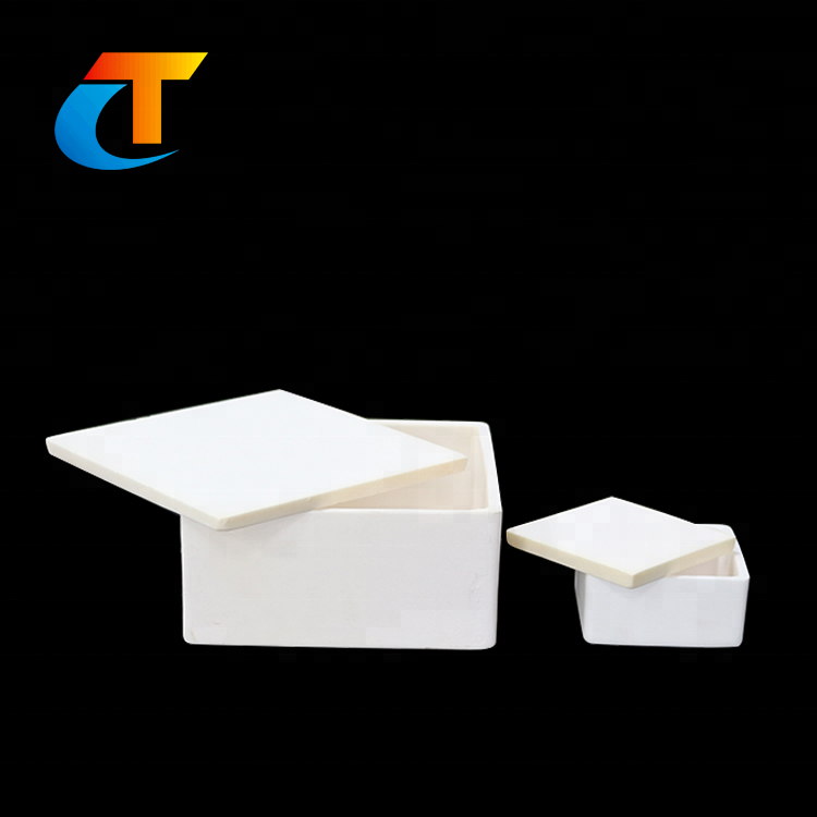 Types Of High Temperature Alumina Ceramic Crucible