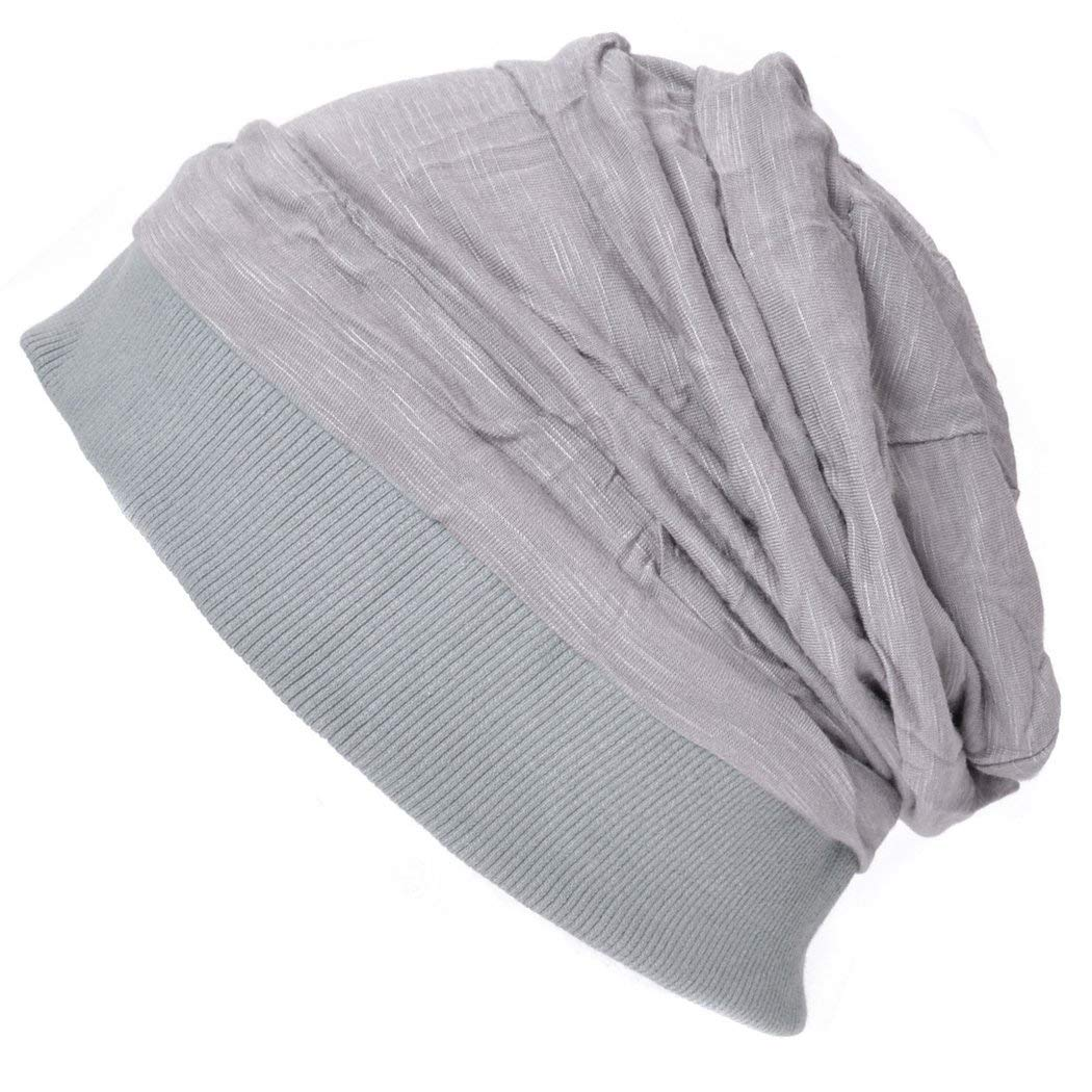 699e14fa02a Casualbox CHARM Mens Womens Big Baggy Slouch Beanie Loose Light Weight  Japanese Unisex