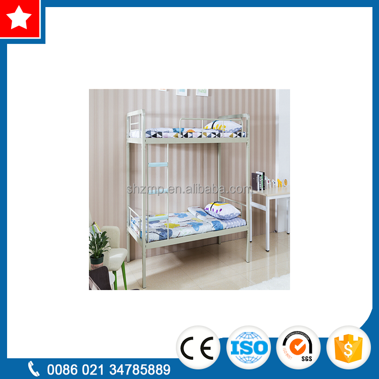 Cheap Price Custom Economic Dormitory Furniture Bunk Beds