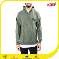 Army green fashion sweatshirt 100 cotton sweatshirts wholesale men hoodie sweatshirt