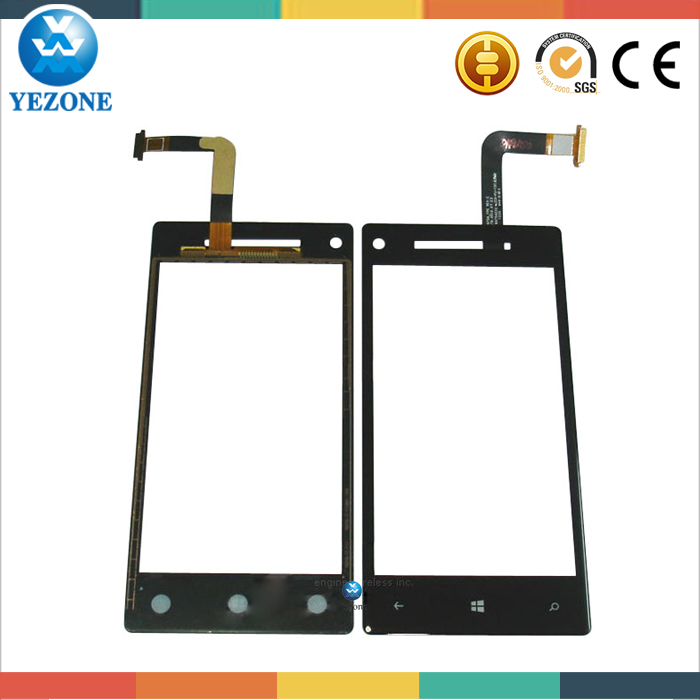 Mobile Phone LCD Touch Screen Digitizer Assembly For HTC Windows Phone 8X C620e