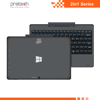 7e62294dd4b 10.1 inch 2 in 1 tablet PC with keyboard Windows 10 system 2 en 1 tableta