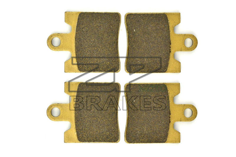 Motorcycle Organic Brake Pads For Fits SUZUKI SKY WAVE 250 (type II) 1998 Front OEM New High Quality Free shipping