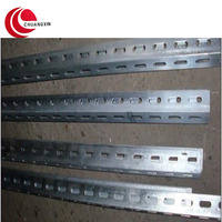 50X50 Steel Angle Bar With Holes