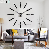 high quality Wall Watch Big s size Wall Clock Modern Watch Unique Gifts Home Decoration