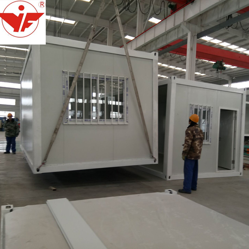 luxury designs steel frame container two bedroom house prefabricated