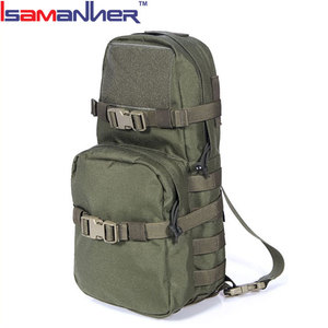 Outdoor tactical military hydration pack, pro military cycling backpack
