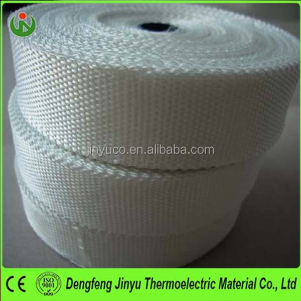 Thermal Insulation Ceramic Fiber Tape for Industrial Furnace