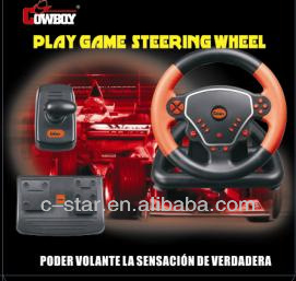 G27 Video Game Steering Wheel For PS2/PS3 for Mariokart game
