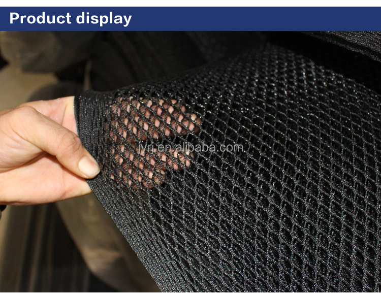 Factory wholesale multifunctional 100%polyester material 3D air mesh fabric