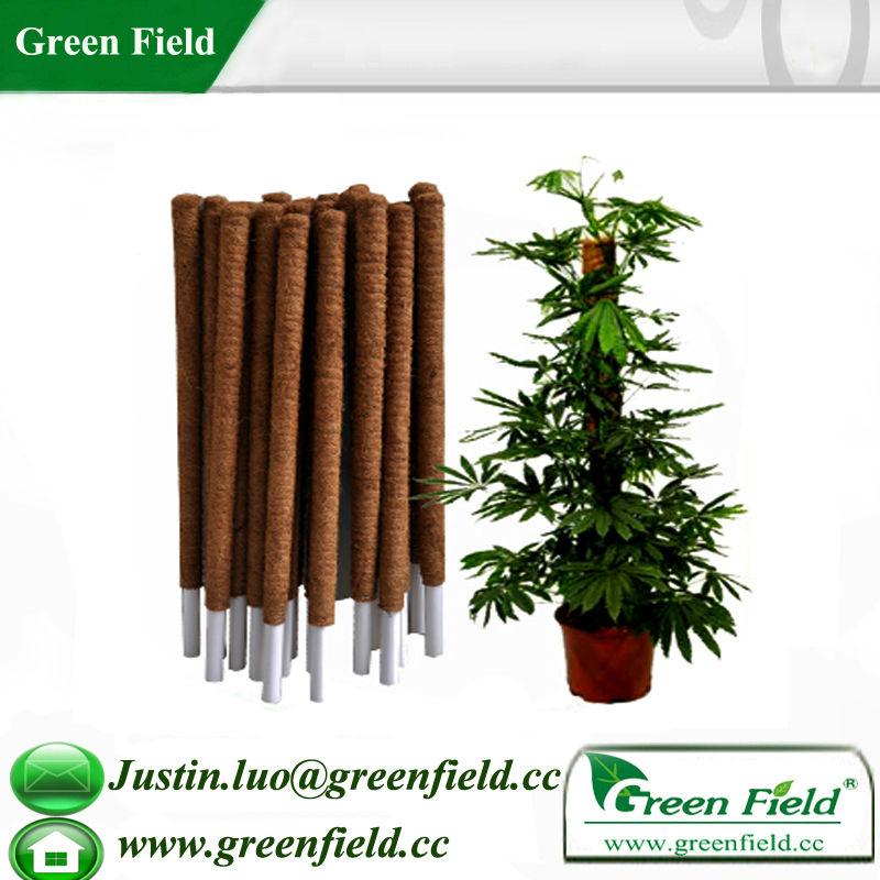 tutor fibra de coco (45 - 200cm)-otros suministros para jardines