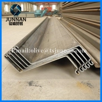 Buy Hot Rolled Steel Z Sheet Pile in China on Alibaba.com