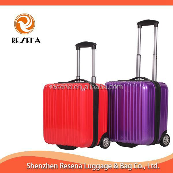 Hard Shell Luggage Lightweight Water Proof Business Laptop Trolley Suitcase