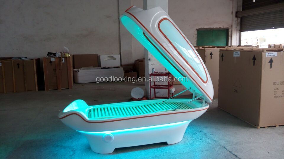 New Product Far Infrared Sauna /led Light Therapy Bed For Full ...