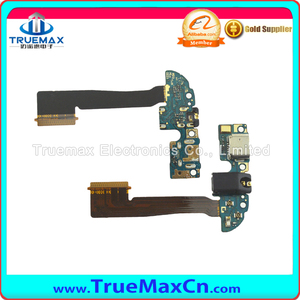 Mobile Phone Charging Port Flex for HTC One M8S Dock Connector Charger Flex Cable