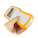 SZOMK Plastic Hand Held T Case 190*81*31mm Electronical T-style Project Box Housing