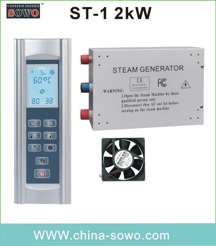 2kw Mini Steam Generator Used In Steam Room,Sauna Room - Buy Small ...