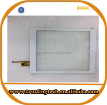 China Tablet PC touch screen digitizer replacement ycf0412-b pantalla tactil 7.85