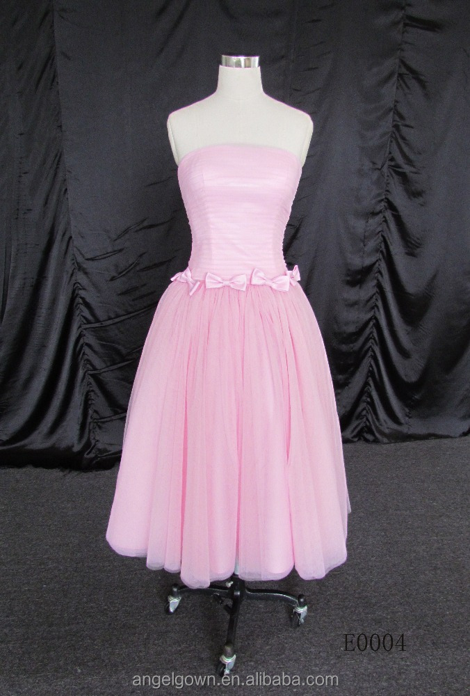 julie vino pink mini skirt bridesmaid dress