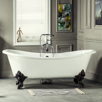 Ideal Standard Cast Iron Bath