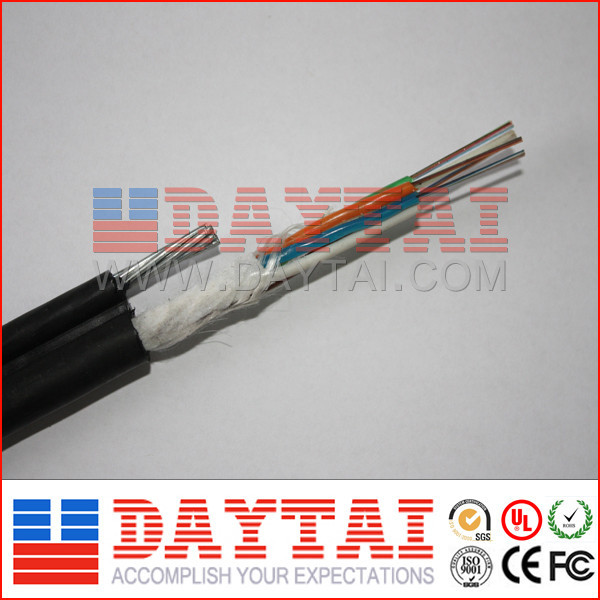 GYTC8Y Aerial Self-Supporting Fiber Opitc Cable Outdoor